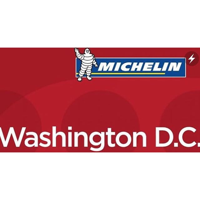 This is exciting news #michelin coming to #dc