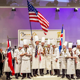 Evolution of Bocuse d'Or USA in three documentaries